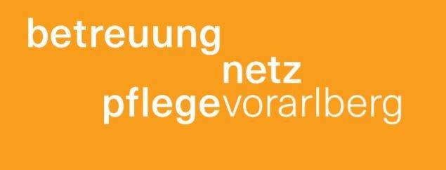 Logo Betreuungs- und Pflegenetz Vorarlberg