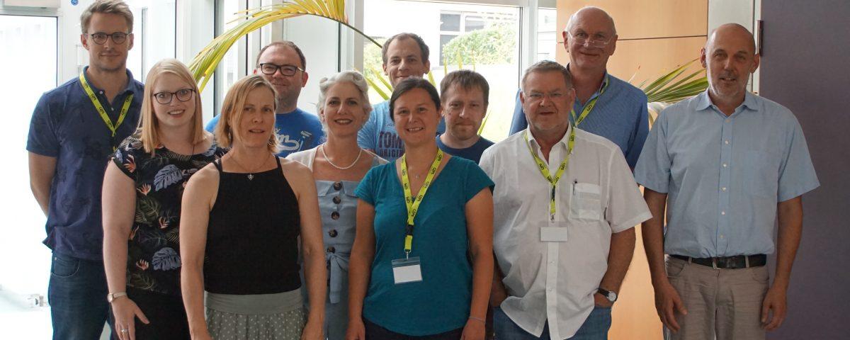Konsortialtreffen MobiAssist avm 4 und 5 Juli in Augsburg