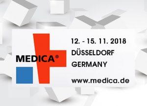 C&S auf der MEDICA 2018